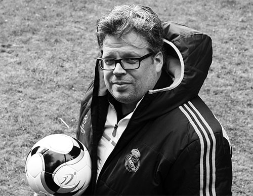 Vom Amateurtrainer zu Real Madrid